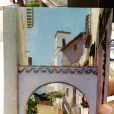 Postales: POSTAL BENIDORM ALICANTE N 54 RUECK. Lote 194936672