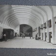 Postales: ALICANTE ESTACIÓN DE AUTOBUSES RARA POSTAL FOTOGRÁFICA ANTIGUA. Lote 194943655