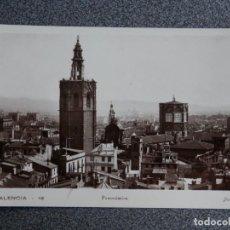 Postales: VALENCIA LOTE DE 8 POSTALES FOTOGRÁFICAS ANTIGUAS. Lote 194948932