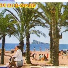 Postales: POSTAL BENIDORM N 840 RUECK. Lote 194961865
