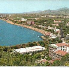 Postales: POSTAL BENICASIM (CASTELLON) - 1965 - VISTA GENERAL DE LAS VILLAS - G. GARRABELLA. Lote 194976433