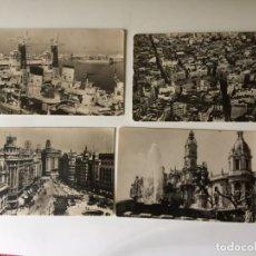 Postales: ANTIGUAS POSTALES DE VALENCIA. Lote 194990046