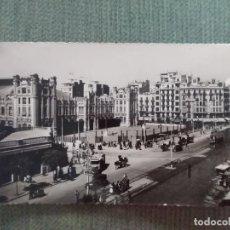 Postales: POSTAL VALENCIA ESTACION DEL NORTE ENTRADA PRINCIPAL. Lote 194992925