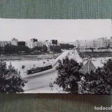 Postales: POSTAL VALENCIA PANORAMICA PUENTE DE DRAGON. Lote 194992946