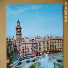 Postales: VALENCIA - PLAZA DE LA REINA (ESCRITA). Lote 195002896