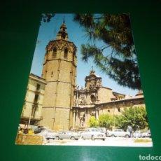 Postales: ANTIGUA POSTAL DE VALENCIA. TORRE DEL MIGUELETE. AÑOS 60. Lote 195021230