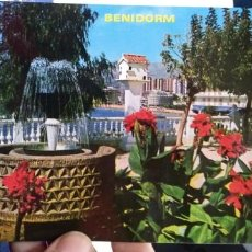 Postales: POSTAL BENIDORM N 817 RUECK. Lote 195036583