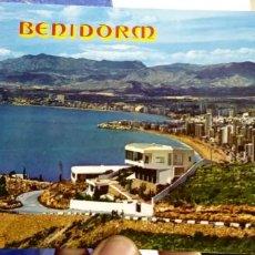 Postales: POSTAL BENIDORM N 848 RUECK. Lote 195038198