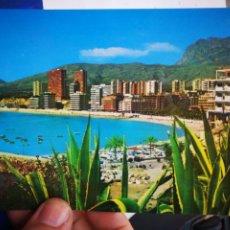 Postales: POSTAL BENIDORM N 860 RUECK. Lote 195106941