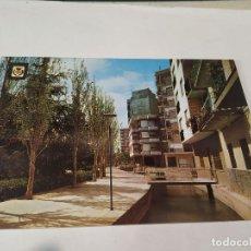 Postales: CASTELLÓN - POSTAL VILLARREAL DE LOS INFANTES - PASEO DE LOS OLMOS. Lote 195124541