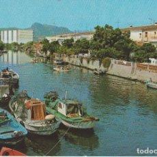 Postales: (192) GANDIA. VALENCIA .. RIO SAN NICOLAS. Lote 195135298