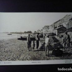 Postales: ALICANTE, ARRABAL ROIG.. Lote 195223886