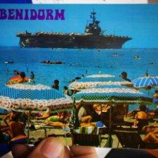 Postales: POSTAL BENIDORM PLAYA DE LEVANTE N 181 GALIANA S/C. Lote 195232066