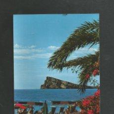 Postales: POSTAL SIN CIRCULAR - BENIDORM 166 - ALICANTE - EDITA RUECK. Lote 195234320