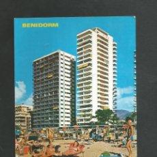 Postales: POSTAL SIN CIRCULAR - BENIDORM 812 - ALICANTE - EDITA RUECK. Lote 195234588