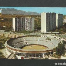 Postales: POSTAL SIN CIRCULAR - BENIDORM - PLAZA DE TOROS - ALICANTE - EDITA ZERKOWITZ. Lote 195235098