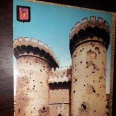 Postales: Nº 36143 POSTAL VALENCIA TORRES DE CUARTE COLECCION ESCUDO DE ORO. Lote 195235162