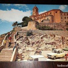 Postales: Nº 36149 POSTAL CULLERA VALENCIA SUBIDA AL CASTILLO. Lote 195236111