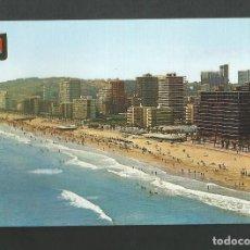 Postales: POSTAL CIRCULADA - ALICANTE 276 - PLAYA DE SAN JUAN - EDITA ESCUDO DE ORO. Lote 195252968