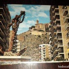 Postales: Nº 36187 POSTAL CULLERA VALENCIA SANTUARIO NUESTRA SEÑORA DEL CASTILLO. Lote 195256326