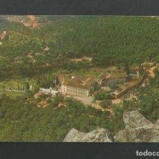 Postales: POSTAL SIN CIRCULAR - GILET 3 - VALENCIA - MONASTERIO FRANCISCANO DEL SANTO ESPIRITU EDITA COBAS. Lote 195268268