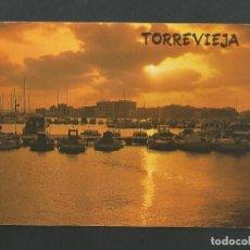 Postales: POSTAL CIRCULADA - TORREVIEJA 564 - ALICANTE - EDITA CH. Lote 195268947