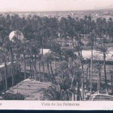 Postales: POSTAL ELCHE - VISTA DE LAS PALMERAS - ARRIBAS 54. Lote 195315491