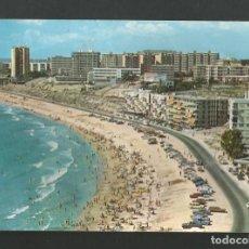 Postales: POSTAL CIRCULADA - CAMPELLO - ALICANTE 2033 - EDITA COMERCIAL PAPISA. Lote 195326665