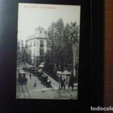 Postales: ALICANTE, CALLE DE CALATRAVA.. Lote 195359705