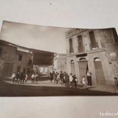 Postales: POSTAL FOTOGRÁFICA OROPESA (CASTELLÓN) - CALLE DE RAMÓN Y CAJAL. Lote 195399136