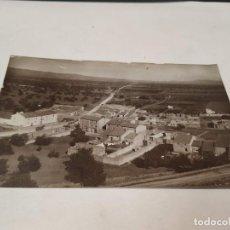 Postales: POSTAL FOTOGRÁFICA OROPESA (CASTELLÓN) - VISTA PARCIAL. Lote 195399431