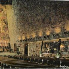 Postales: == B1533 - POSTAL - GRAO DE GANDIA - IGLESIA DE SAN NICOLAS. Lote 195413051