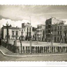 Postales: CASTELLÓN VINAROZ PLAZA DE SAN ANTONIO. ED. GARCIA GARRABELLA 2. ESCRITA. Lote 195421488