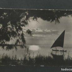 Postales: POSTAL CIRCULADA - VALENCIA 548 - LA ALBUFERA - EDITA JDP. Lote 195427773