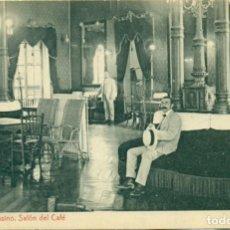 Postales: MURCIA CASINO SALÓN DEL CAFÉ- HACIA 1920. THOMAS.. Lote 195500388