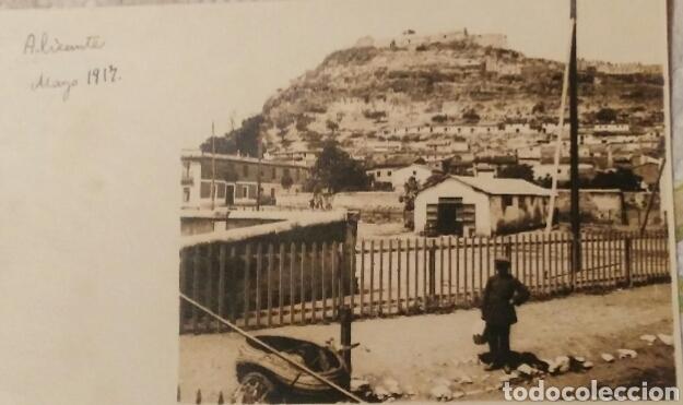 ALICANTE VISTA PRINCIPIOS SIGLO XX ALICANTE (Postales - España - Comunidad Valenciana Antigua (hasta 1939))