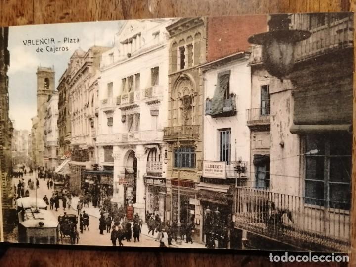 Postales: 20 TARJETAS POSTALES COLOREADAS DE VALENCIA - Foto 2 - 196301296