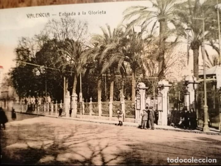 Postales: 20 TARJETAS POSTALES COLOREADAS DE VALENCIA - Foto 3 - 196301296