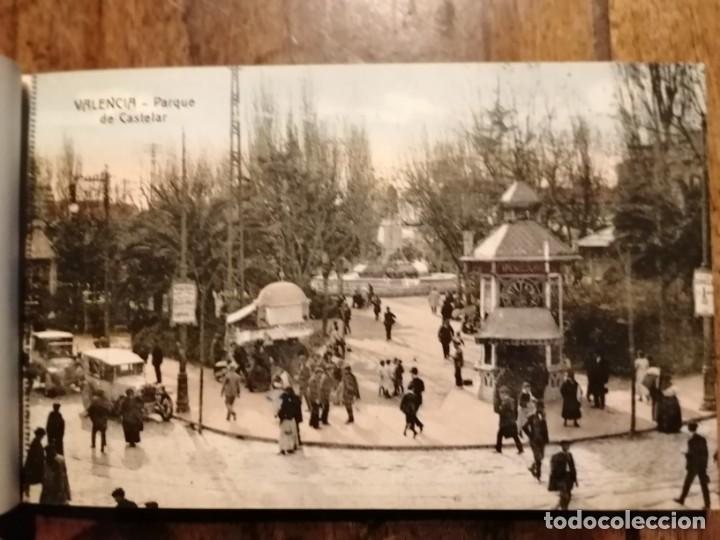 Postales: 20 TARJETAS POSTALES COLOREADAS DE VALENCIA - Foto 6 - 196301296