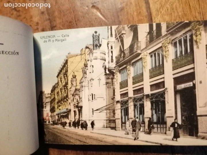 Postales: 20 TARJETAS POSTALES COLOREADAS DE VALENCIA - Foto 7 - 196301296