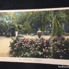Postales: POSTAL 81 VALENCIA LOS VIVEROS COLOREADA ED ROISIN NO INSCRITA NO CIRCULADA. Lote 196862628