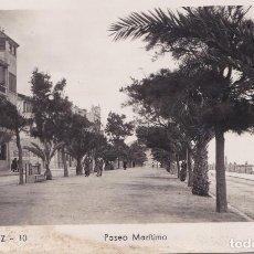 Postales: VINAROZ (CASTELLON) - PASEO MARITIMO. Lote 197076793