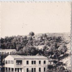 Postales: NAVAJAS (VALENCIA) - LOS BAÑOS. Lote 197135758
