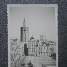 Cartoline: VALENCIA CALLE ZARAGOZA POSTAL FOTOGRÁFICA ANTIGUA EDICIONES GARCÍA DARVI. Lote 197830906