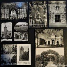 Postales: 7 ANTIGUAS POSTALES DE VALENCIA, SIN CIRCULAR . Lote 198220932