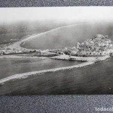 Postales: PEÑÍSCOLA CASTELLÓN GRAN LOTE DE 56 POSTALE MUCHAS FOTOGRÁFICAS ANTIGUAS - VER TODAS-. Lote 198546482