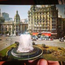 Postales: POSTAL VALENCIA PLAZA DEL CAUDILLO N 1147 SUBIRATS CASANOVAS S/C. Lote 199176658