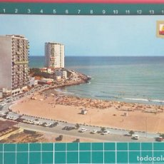 Postales: POSTAL SIN USO - OROPESA DEL MAR - CASTELLON - PLAYA . Lote 199202701