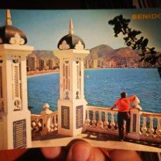 Postales: POSTAL BENIDORM N 826 RUECK S/C. Lote 199221185
