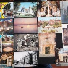 Postales: VALENCIA, LOTE DE 14 POSTALES, VER FOTOS. Lote 199300565